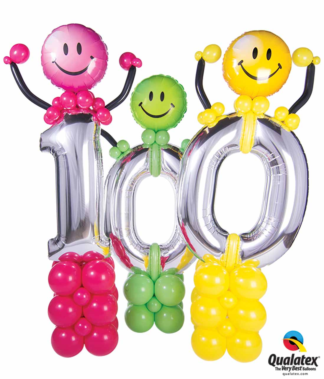 100th Birthday Happy Numbers