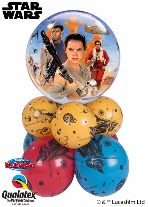 21317 45280 Star Wars The Force Awakens Super