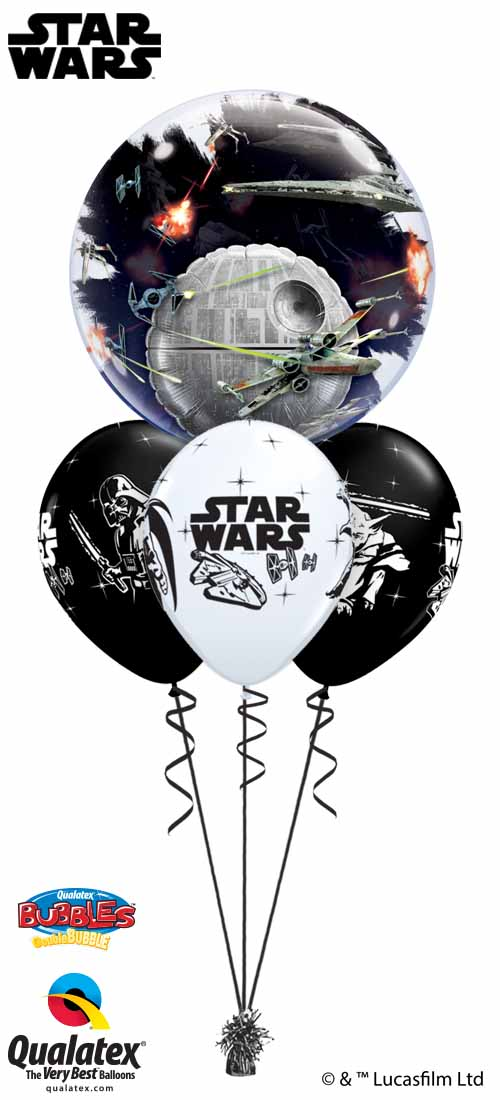 21320 19363 Death Star Double Bubble Layer