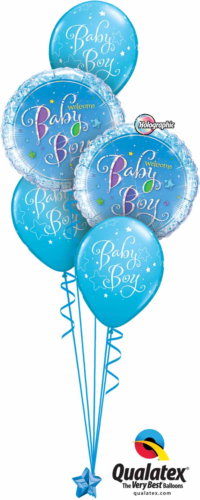 35312 43001 Welcome Baby Boy Classic