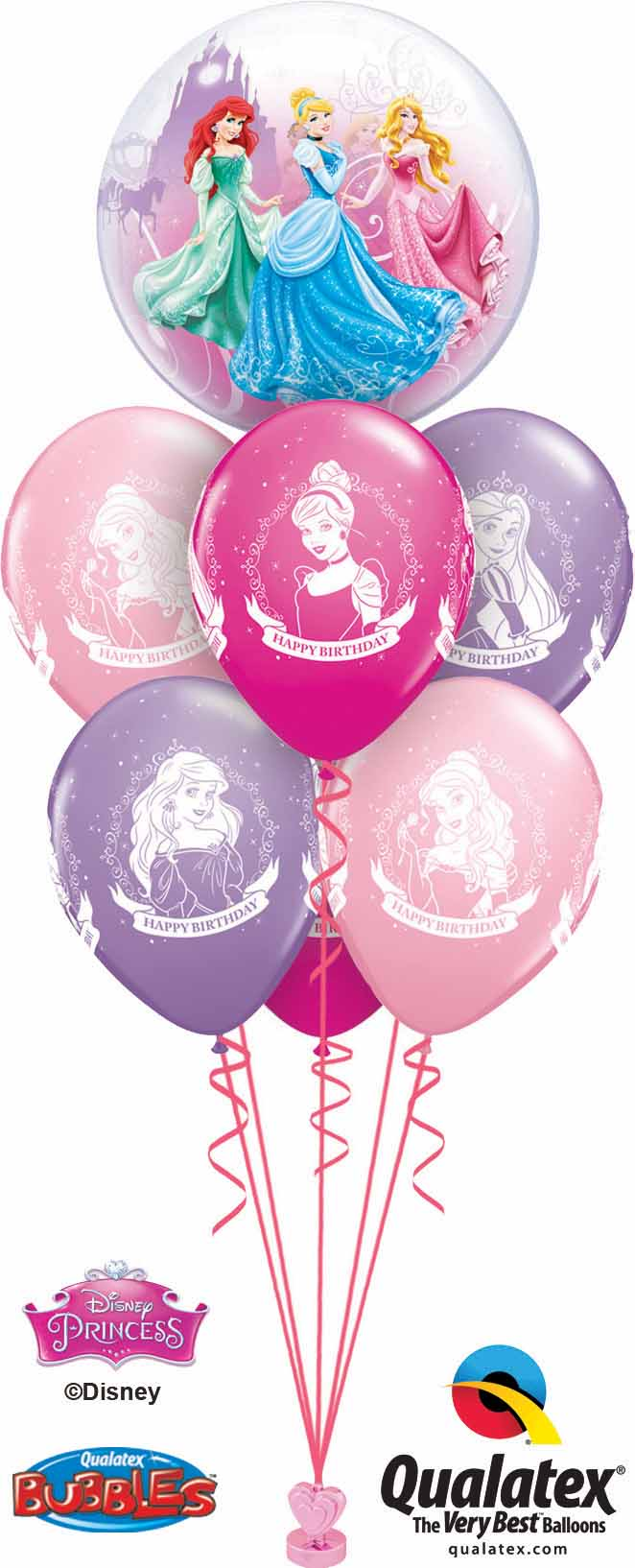 41191 18684 Disney Princess Birthday Luxury
