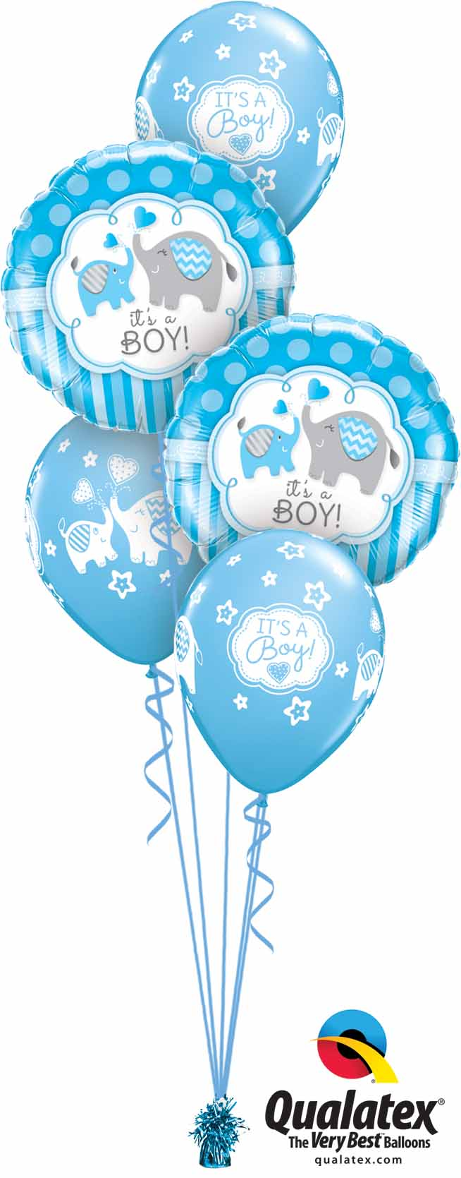 45109 45115 Its a Boy Elephants Classic