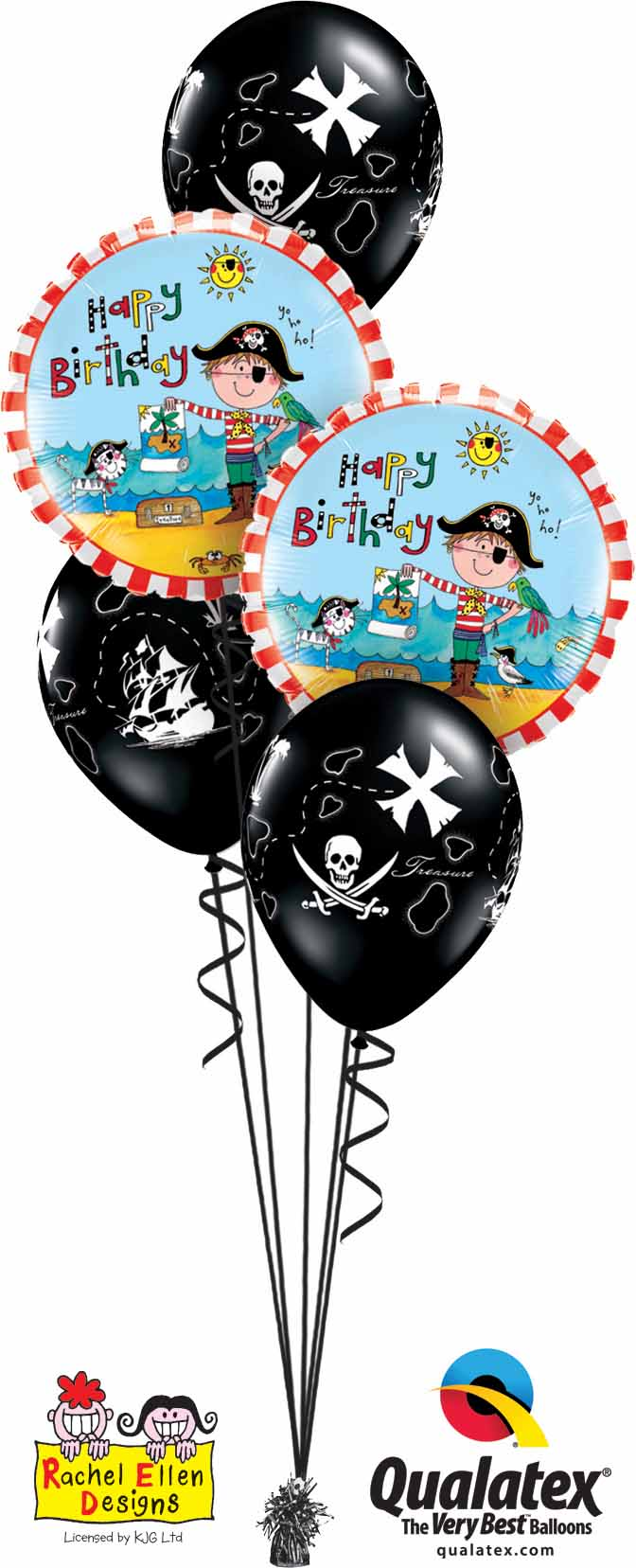 47671 37234 Birthday Pirate Classic