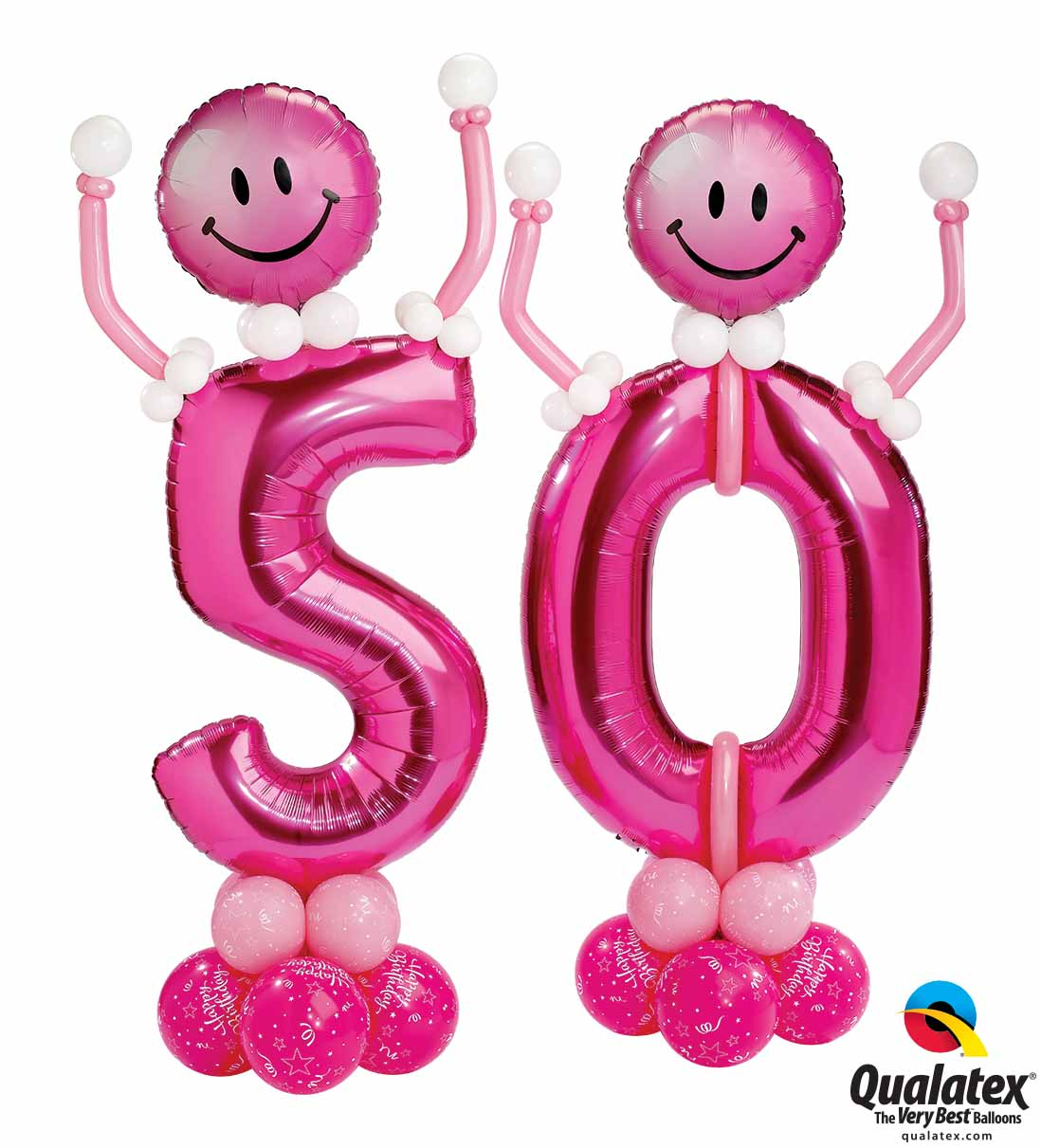 50th Birthday Happy Numbers