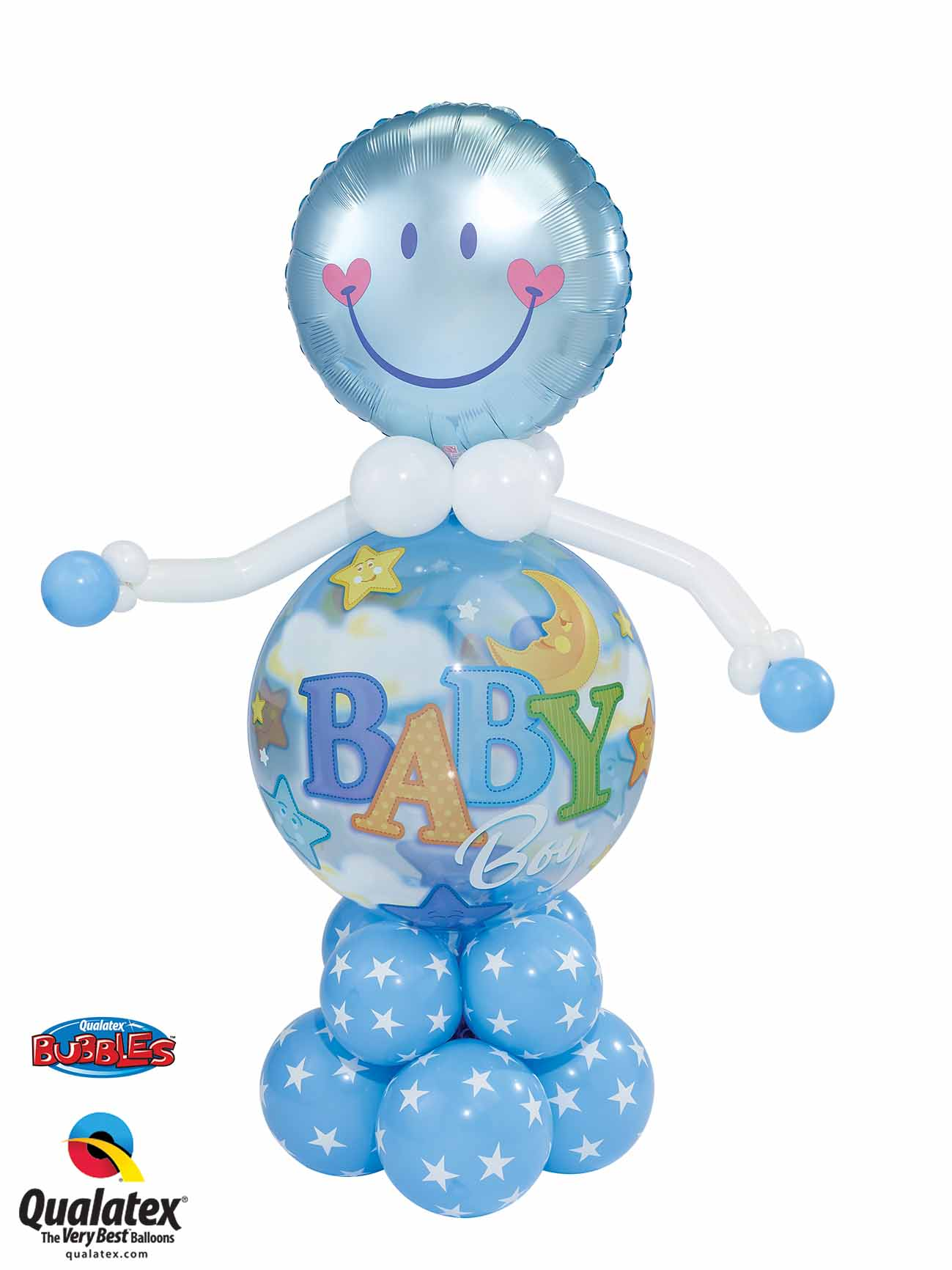 Baby Boy Bubble Buddy
