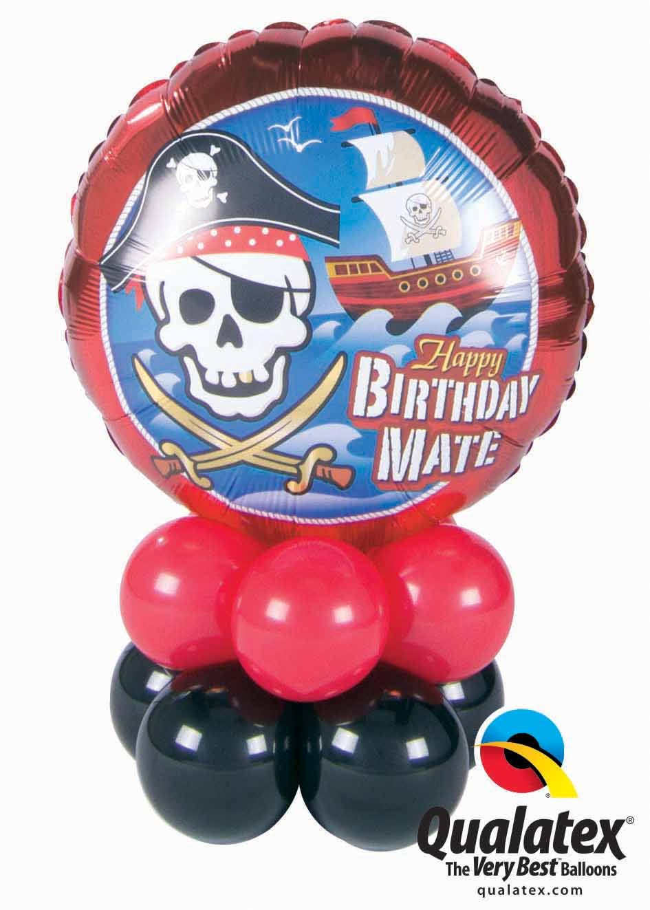 Birthday Pirate Mini