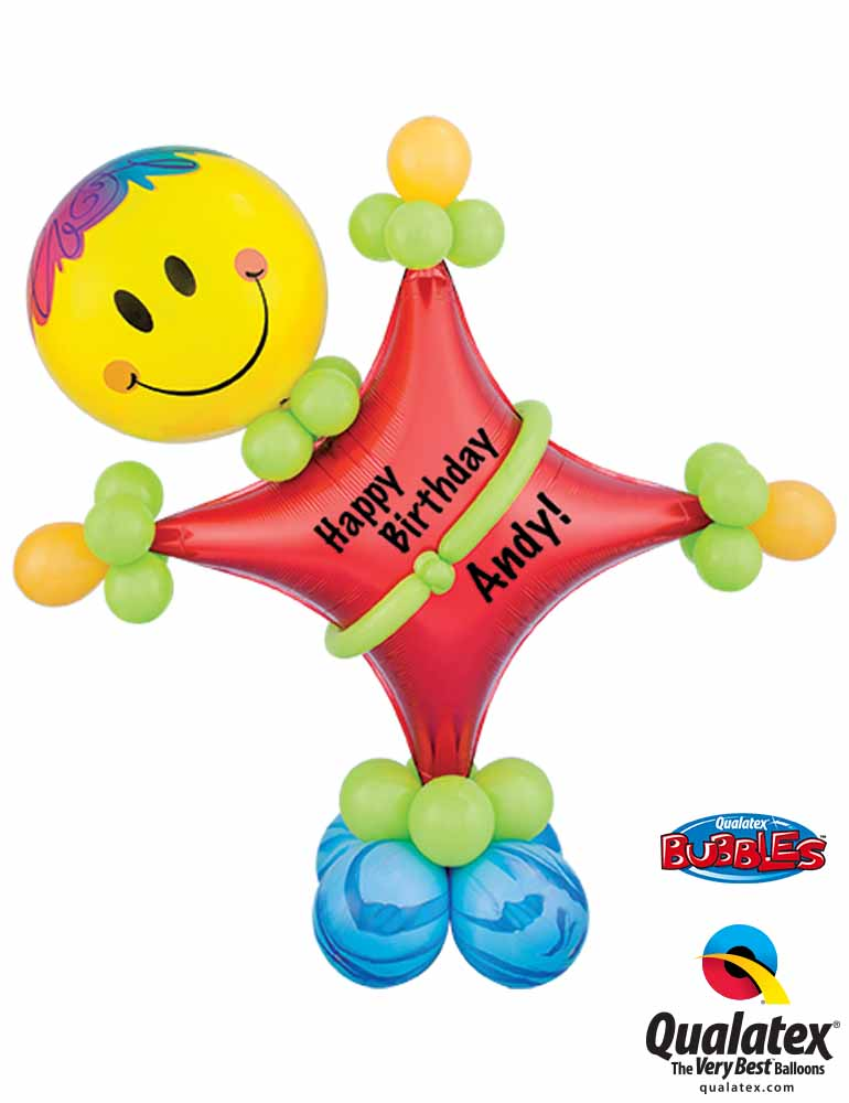 Birthday Super Star Personalised