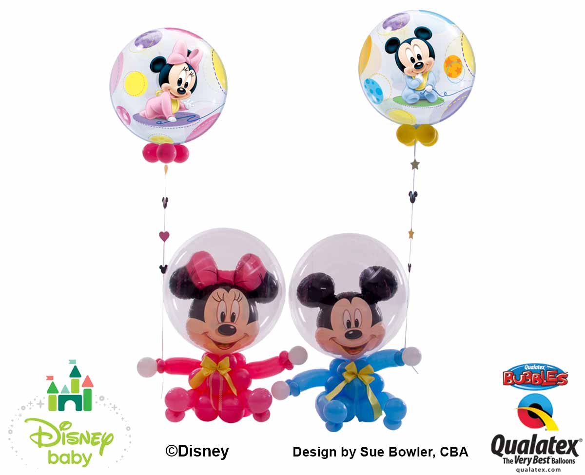 Disney Baby Minnie & Mickey