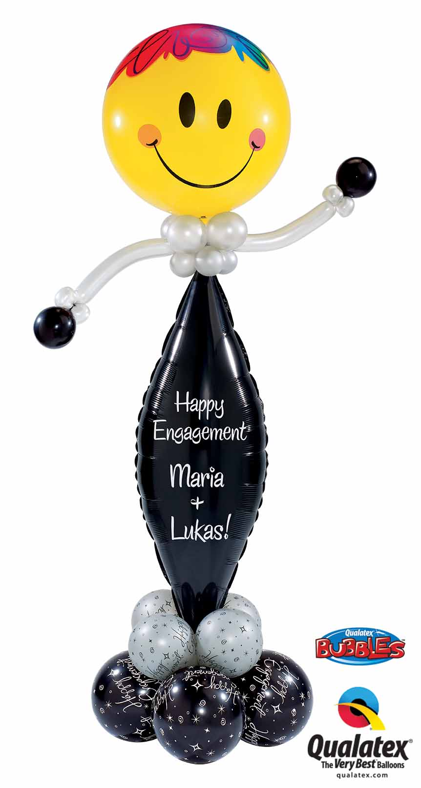Engagement Super Taper Personalised