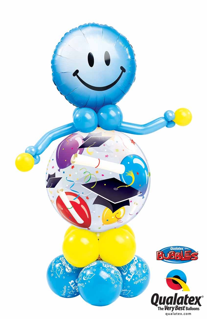 Graduation Bubble Buddy