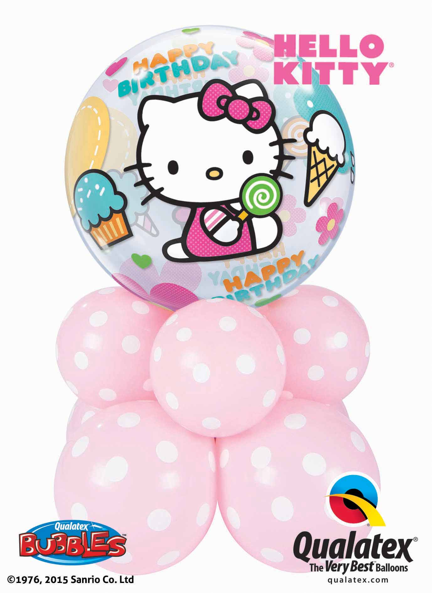 Hello Kitty Birthday Super