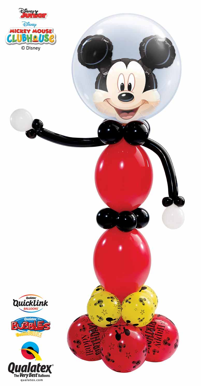 Mickey Mouse Party Friend