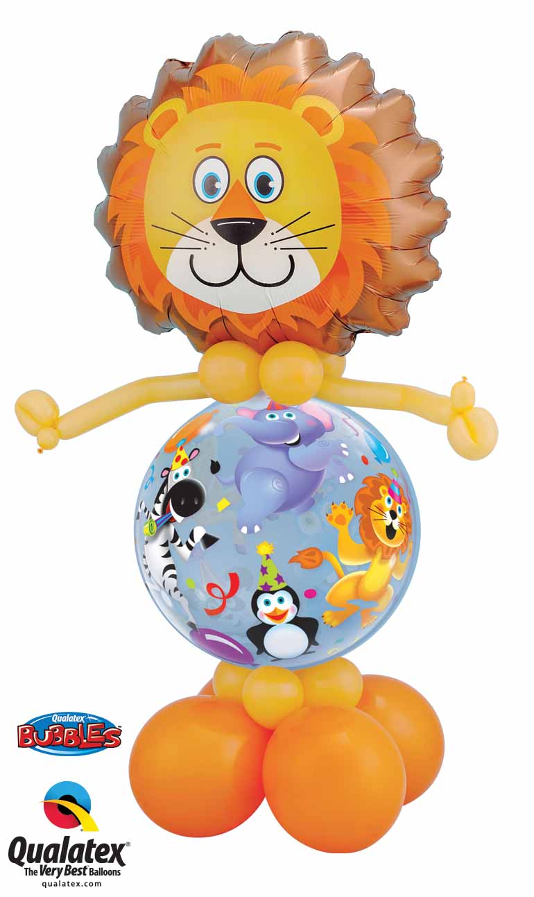 Mr Lion Bubble Buddy