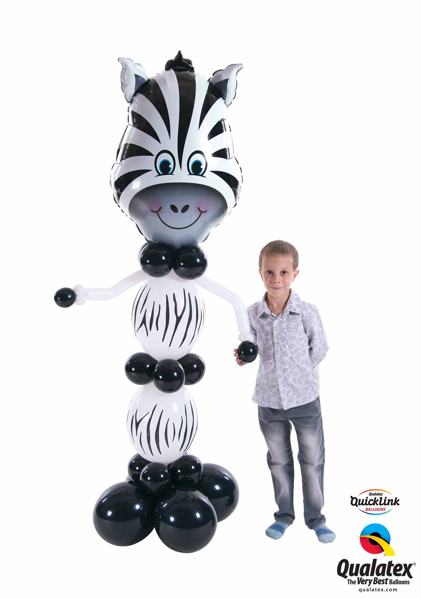 Mr Zebra Party Friend