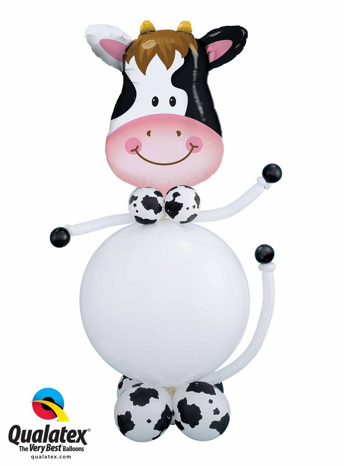 Mrs Moo Giant Friend