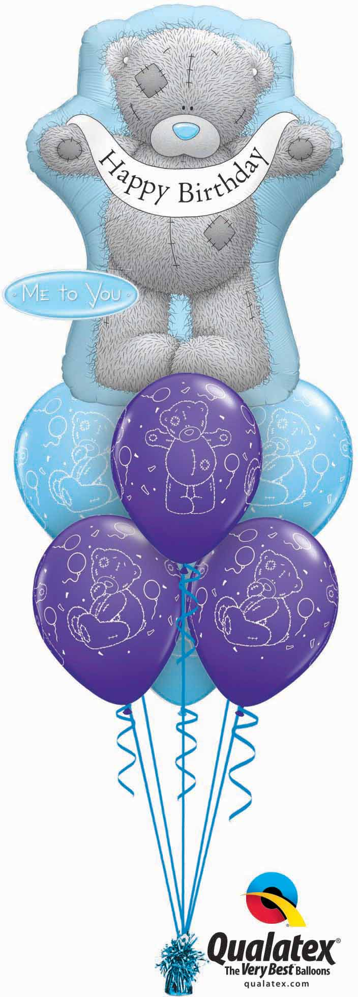 Tatty Teddy Birthday Luxury